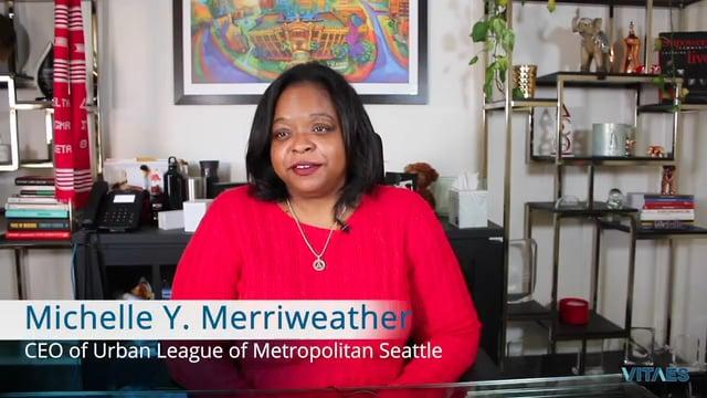 Michelle Y. Merriweather video thumbnail image