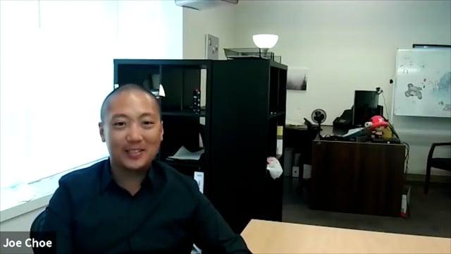 Joe Choe video thumbnail image